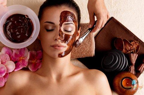 Sweet Skin ránctalanító kezelés a csoki erejével