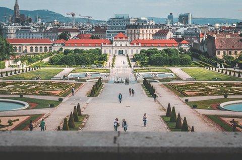 Családi mini kiruccanás a császárvárosba, Bécsbe