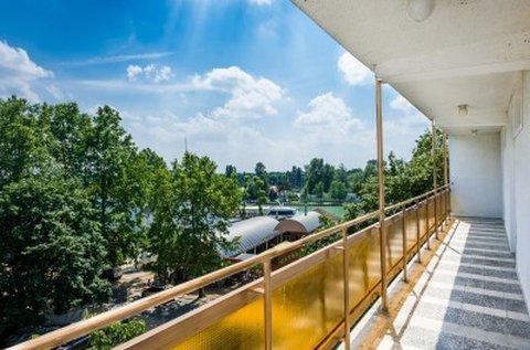 Kellemes nyárutó a Balaton partján, Siófokon