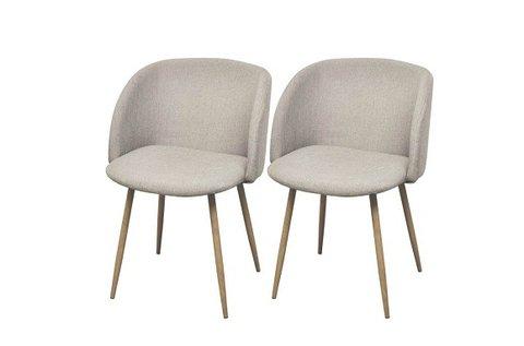 2 db Betti kárpitozott szék több színben