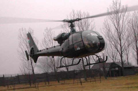 15 perces helikopterezés a Balaton körül