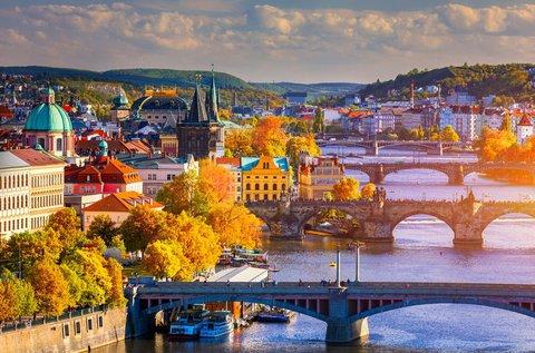 Felhőtlen hétvégék a mesés Prágában