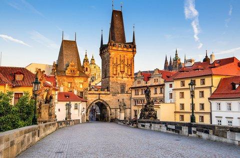 Felejthetetlen hétvégék a száztornyú Prágában