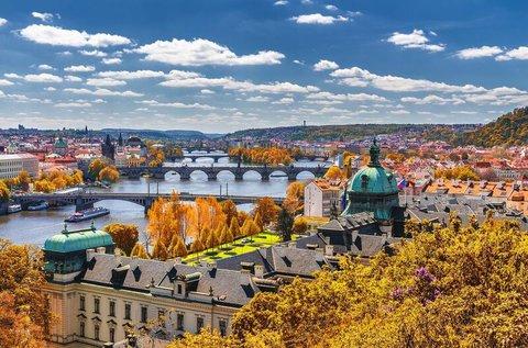 Városnézés a száztornyú városban, Prágában