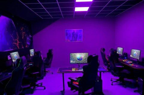 6 óra játék a Gamerland Bunker különtermében