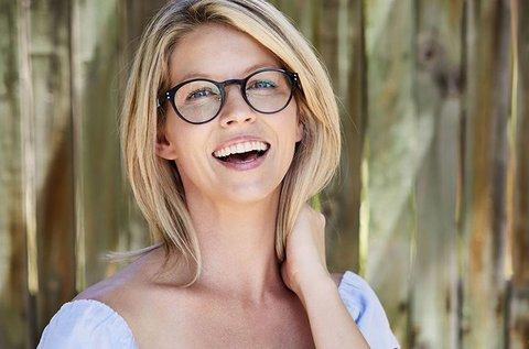 Személyre szabott szemüveg  látásvizsgálattal
