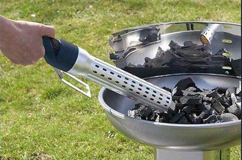Praktikus, elektromos grillgyújtó