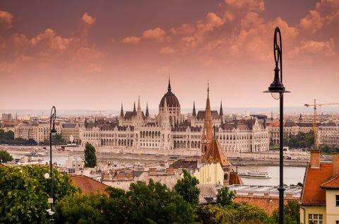 Családi barangolás Budapest belvárosában