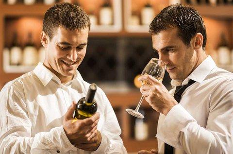 Alapfokú borismereti tanfolyam kóstolással