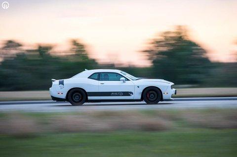 Vezess egy 500 lóerős Dodge Challenger HellCatet!