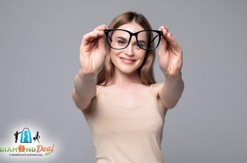 Komplett szemüveg vezetéshez