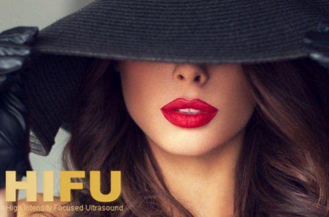 3G HIFU bőrfeszesítő kezelés szájkörnyéken