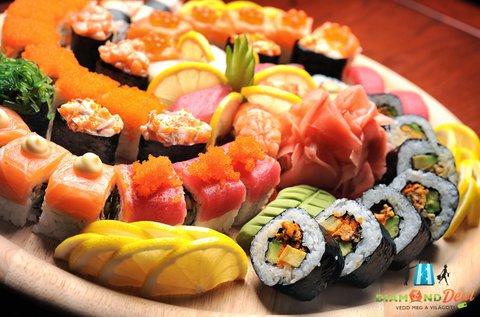 Sushi Bento a Little Geisha Can Cook étteremben