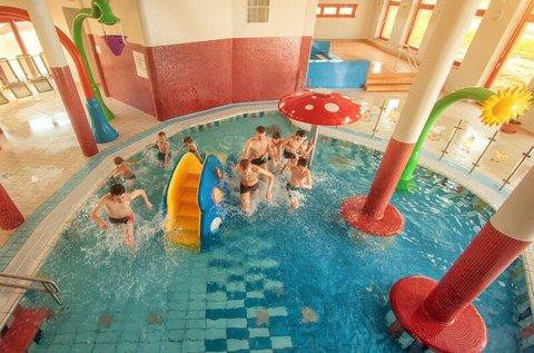 Csodás fürdőzés a Dunántúlon, Celldömölkön