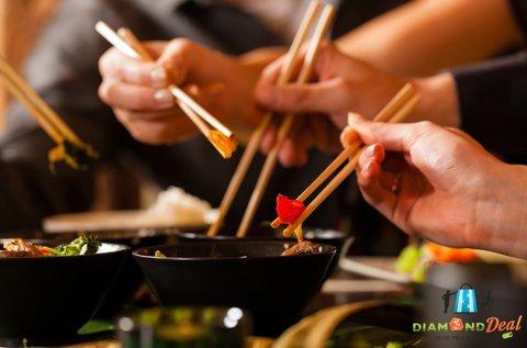 Japán főzőkurzus 4 fogásos menüvel