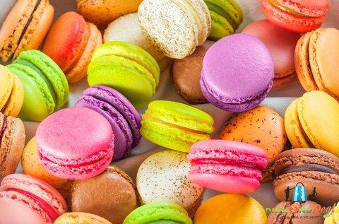 Macaron készítő kurzus francia módszerrel
