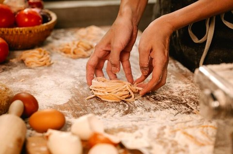 Olasz gasztronómiai kurzus tésztaimádóknak