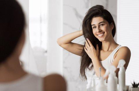 Lisse Designe keratin kezelés a fényes hajért