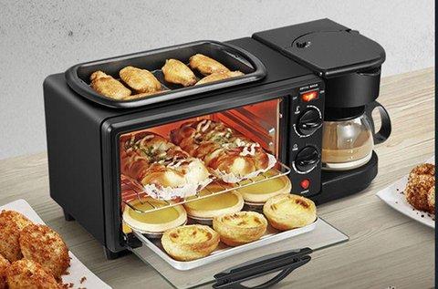 MorningStation több funkciós reggelizőállomás