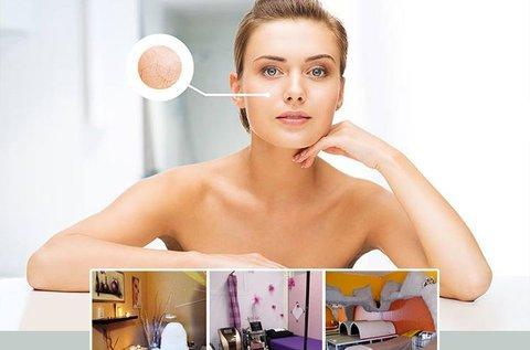 Beauty spa arcfiatalító rituálé mezoterápiával