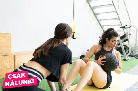 Funkcionális köredzés profi személyi edzővel