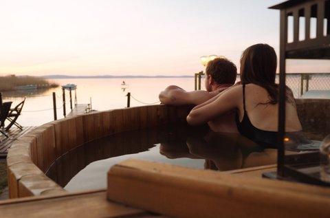 3 napos romantikus pihenés Siófokon
