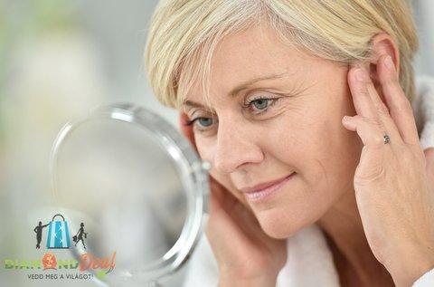 Rugalmas, ránctalan bőr HIFU LUX kezeléssel