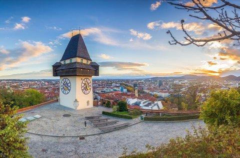 Családi kirándulás a szépséges Grazban