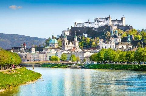 Családi pihenés a mesebeli Salzburgban