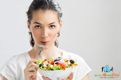 90 napos személyre szabott étrend készítése