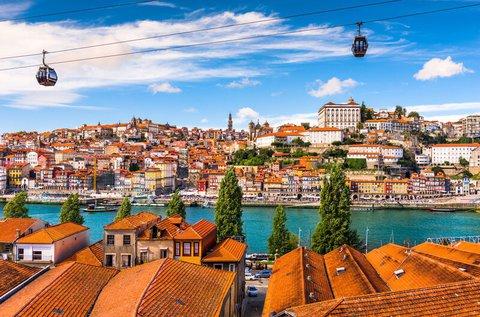 Őszi-téli látogatás az elbűvölő Portóban repülővel
