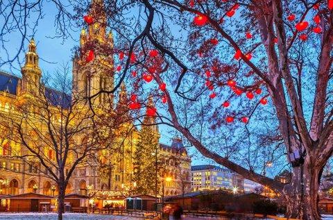 Buszos kirándulás a bécsi karácsonyi vásárba