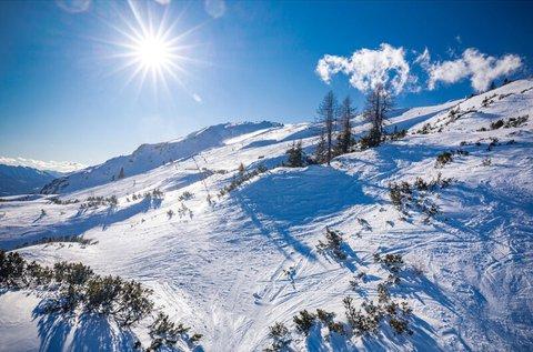 4 napos téli pihenés az Alpokban 4 főnek