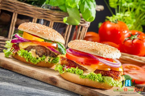 Hamburger készítő kurzus és vacsora program