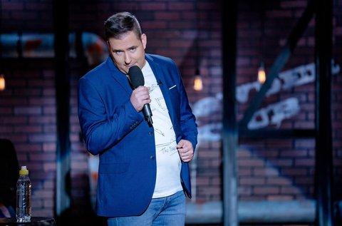 Stand up comedy live esték a Nimród hajón