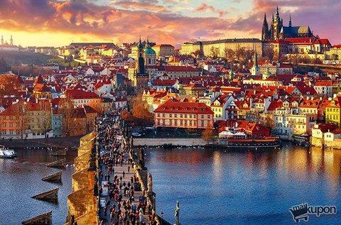 Adventi hétvége az arany Prágában