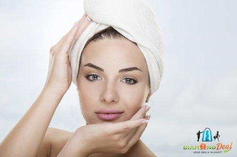 Gyulladáscsökkentő, regeneráló arckezelés