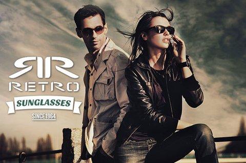 Eredeti Retro napszemüvegek
