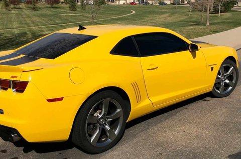 Vezess egy 450 lóerős Chevrolet Camarót!