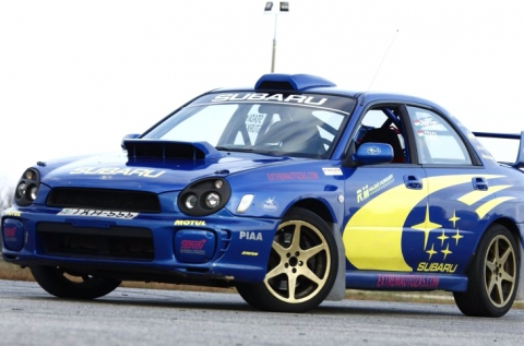Vezess egy Subaru Impreza WRX autót!