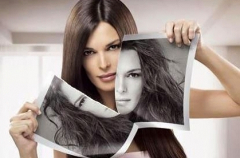 Extra erős, tartós keratinos hajegyenesítés