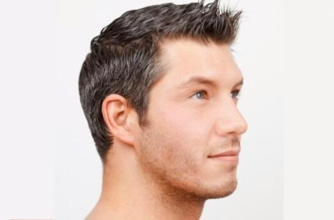 Férfi hajvágás mosással, szárítással, fejmasszázzsal
