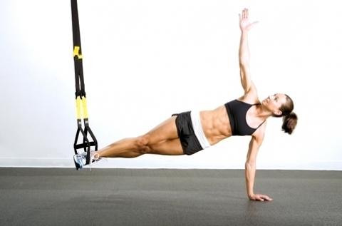 Hozd formába magad 6 alkalmas TRX edzéssel!