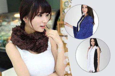 Magic scarf többféleképpen viselhető mágikus sál