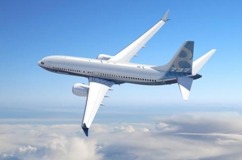 Boeing szimulátoros repülés 1 fő részére 50 percben