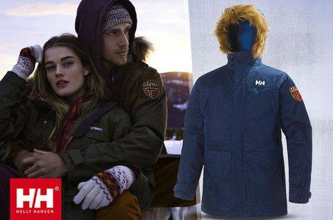Divatos Helly Hansen férfi utcai kabát