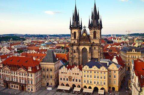 3 napos őszi-téli kiruccanás Prágába