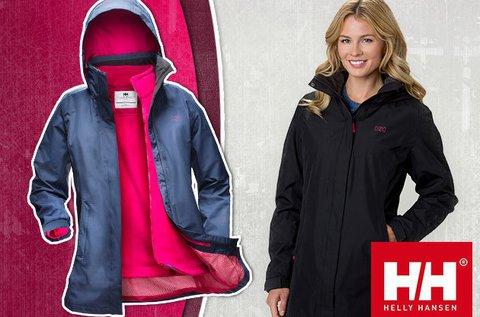 Helly Hansen W Aden Cis hosszított női kabát
