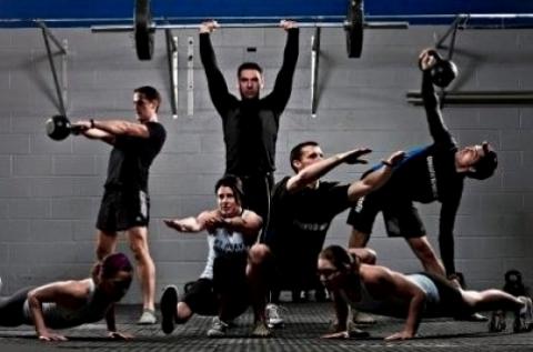 6 alkalmas Cross Training edzés a belvárosban
