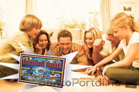 Gazdálkodj okosan! családi társasjáték
